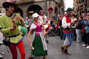 El ball de sant Vito a Jaca.